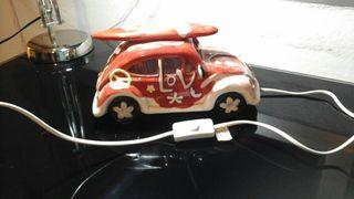Lampara coche hippie