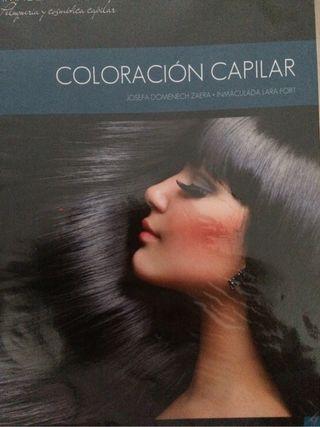 Libro peluquería