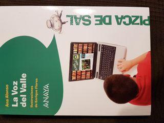 Libro infantil, La voz del valle