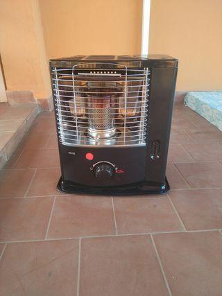 calefactor de parafina