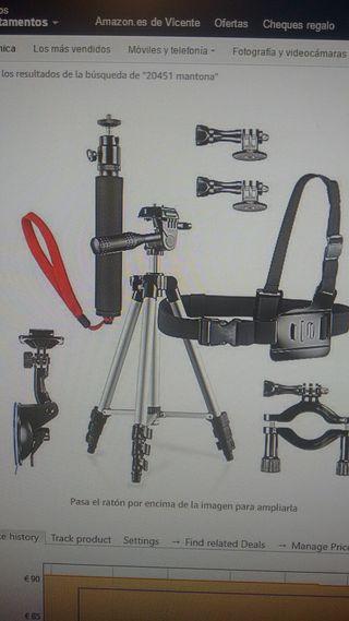 gopro accesorios family set
