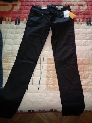 Pantalon vaquero de mujer de HM talla 25/32