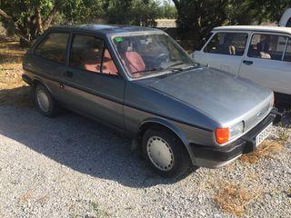 Ford Fiesta s 1984