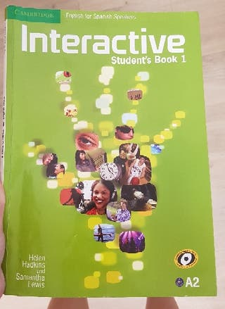 Interactive students book