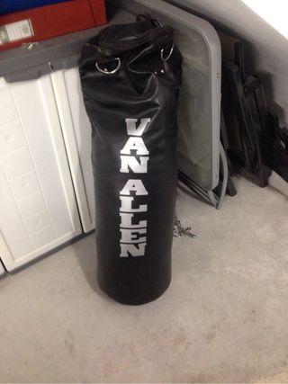 Saco de boxeo Van Allen