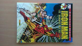 Cómic Biblioteca Marvel Iron Man
