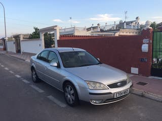 Ford Mondeo 2004 ghia uk car