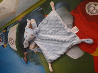 Muñeco manta NUEVO para dormir (dudu)