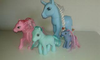 Familia de Unicornios