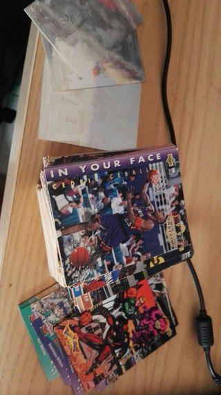 Coleccion cromos NBA 1995 - UPPER DECK