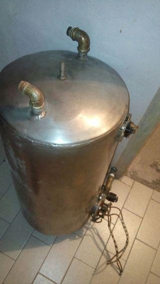 Calderín termo para agua caliente