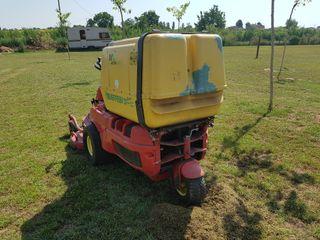 cortacesped tractor gianni ferrari