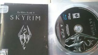 Skyrim PS3