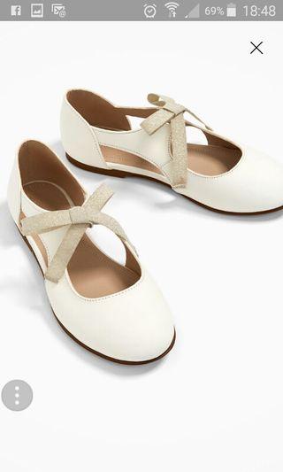 Segunda Piel Zapato Ideal Mano Beig Comunion Zara Para Kids De Rw8q7