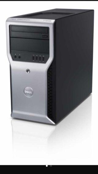Dell t1600, XEON E1245, 8gb ram, 2HDD, nvidia nvs