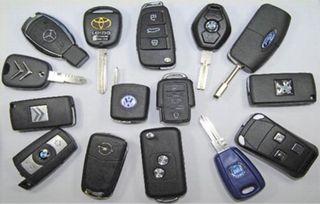 Carcasa llave
