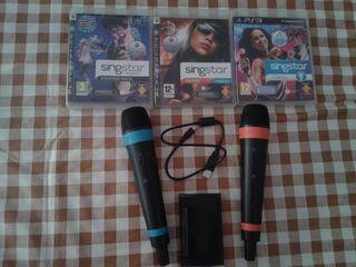 Juegos ps3 singstar nuevo