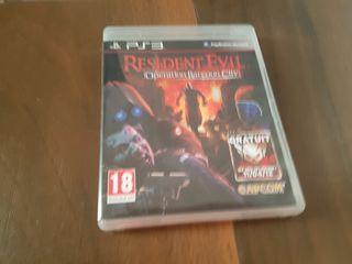 Resident evil operacion raccon City ps3