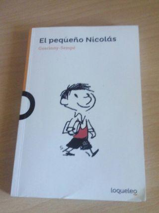 el pequeño nicolas libro lectura