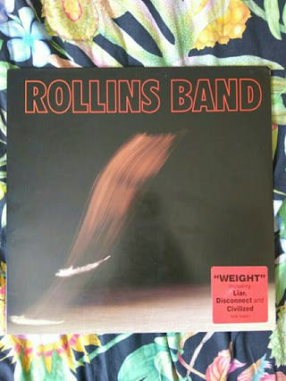 ROLLINS BAND weight