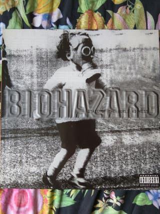 BIOHAZARD state of the world adress