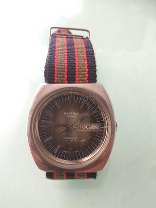 reloj festina vintage