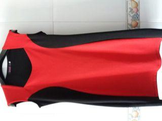 Vestido de licra talla L