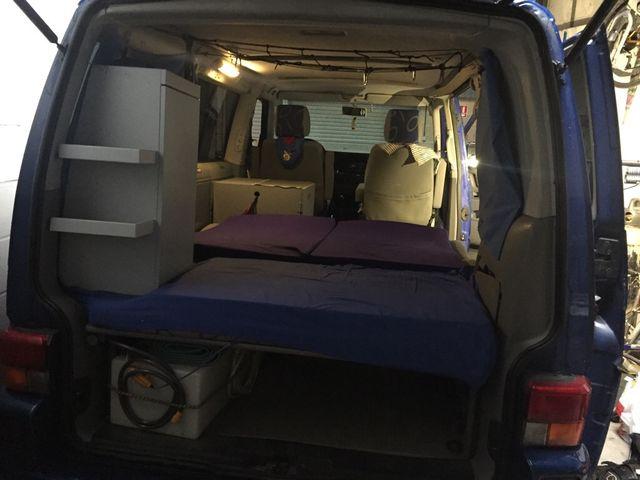 Volkswagen Multivan 2001