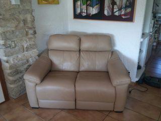 sofá motorizado