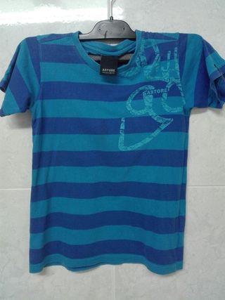 Camiseta Astore niño talla 8