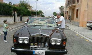 Rolls-Royce Corniche 1983
