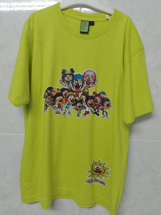 Camiseta Pirritx eta Porrtx 8 años. Talla 9/10