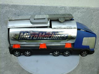 Camion micromachines