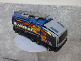 Camion macromachine