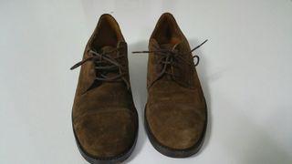 Zapatos de piel para niño numero 36