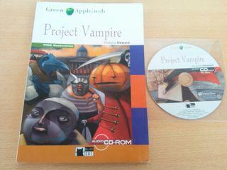 project vampire + CD