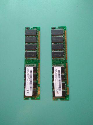 Memoria Ram 256MB SDRAM