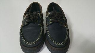 zapatos piel para niño numero 35