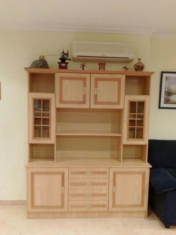 Mueble sala de estar/comedor de segunda mano por 99 € en ...