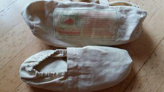 Zapatillas de descanso para microondas