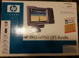 HP iPAQ rx1950 GPS Bundle navegador