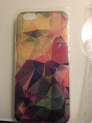 Protector silicona iphone 6