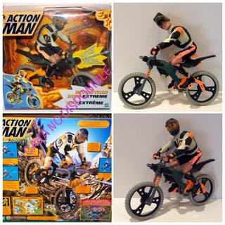 ACTION MAN MOUNTAIN BIKE