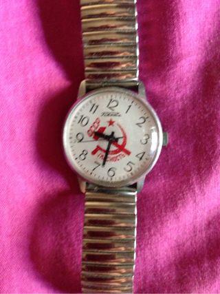 Reloj soviético
