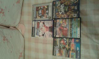 juegos PlayStation 2.