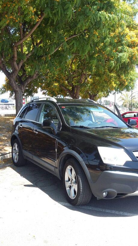 coche 4x4 Opel Antara 2008 ¡¡ PRECIO REBAJADO!!