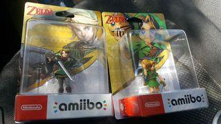 Nuevos amiibos Zelda