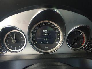 mercedes-benz clase E coupe (220) 2010