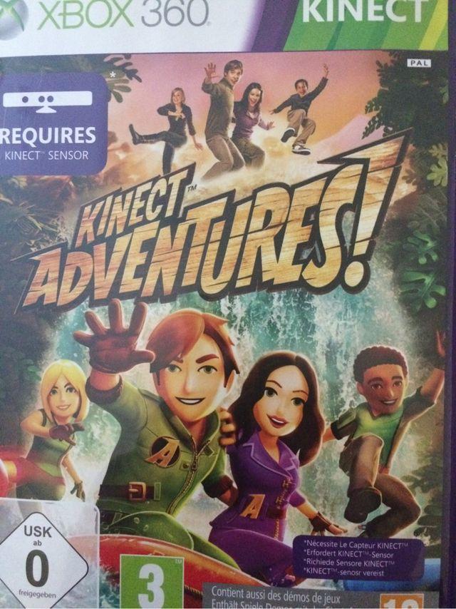 Juego Xbox 360 Kinect Adventures De Segunda Mano Por 2 En Sevilla