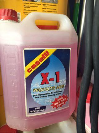 Caselli x3 sellador cristalizador 6 l vendido por Acil